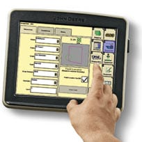 AMS: John Deere GreenStar 2630 display