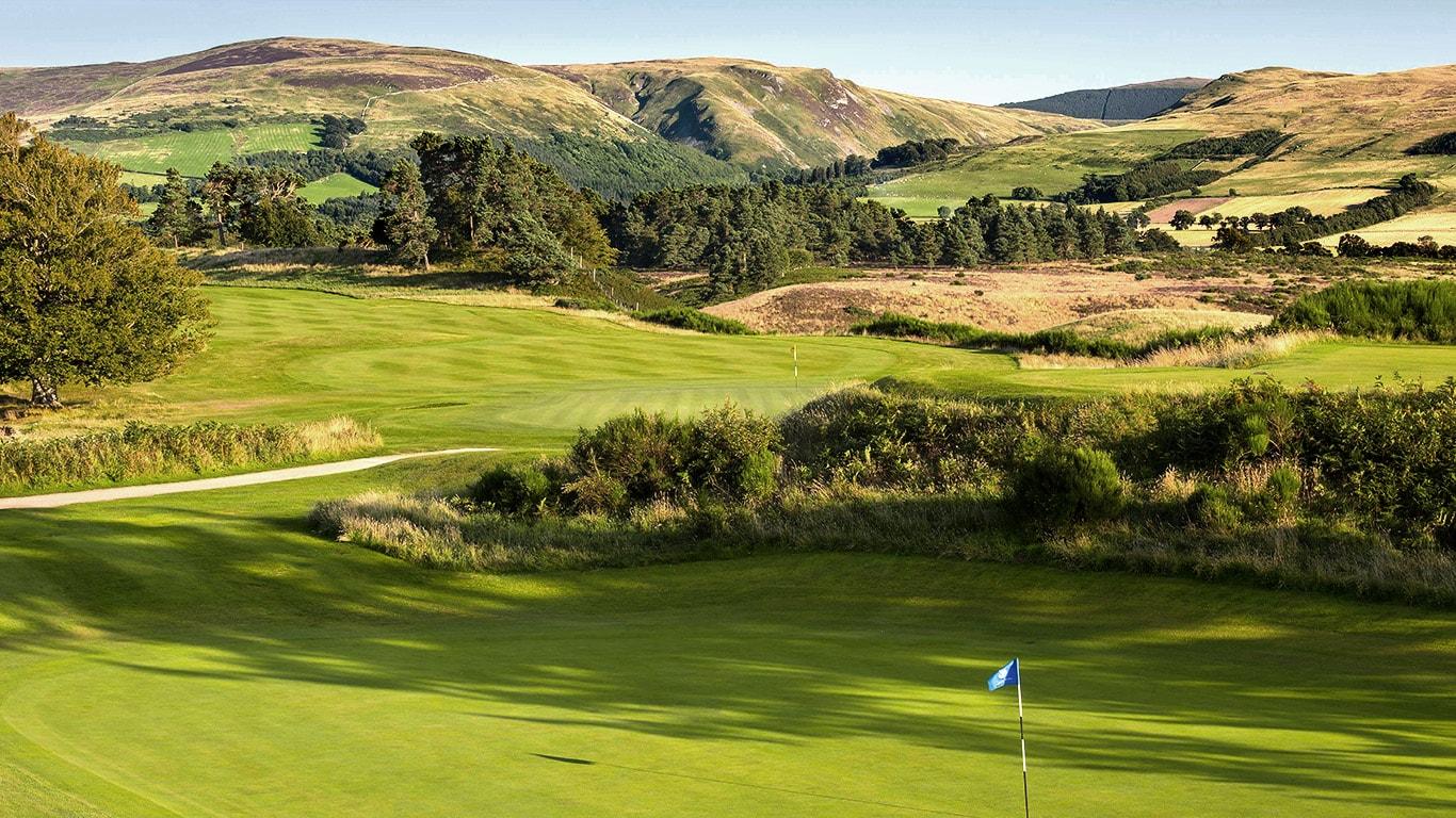 Golf Gleneagles Europa VK