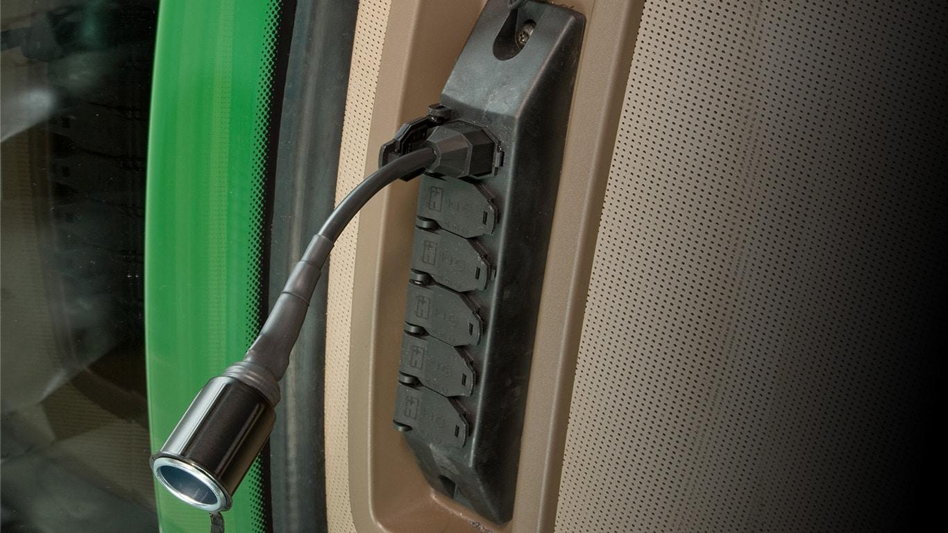 Contactdozen en adapters