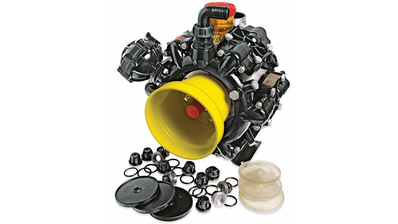 Onderdelen en service: Pomp en reparatiesets