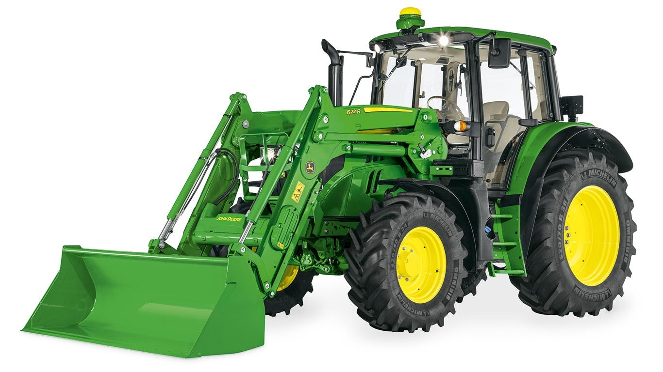 Expert Check voor tractoren
