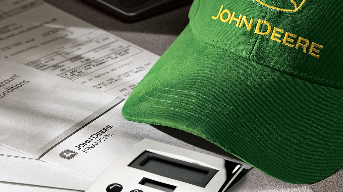 John Deere financiering