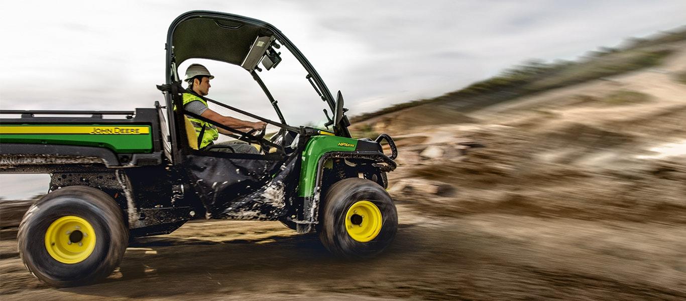 Gator multifunctionele werkvoertuigen