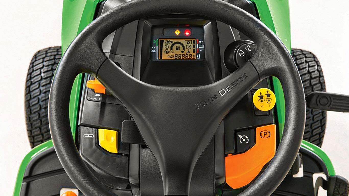 Lawn Tractors Instrument Cluster