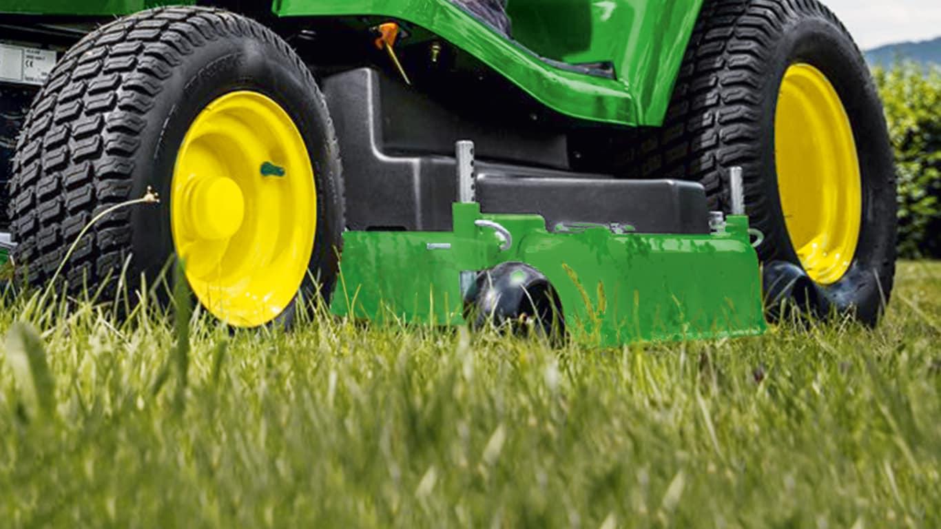 Lawn Tractors, Mower Decks, Riding Lawn Equipment