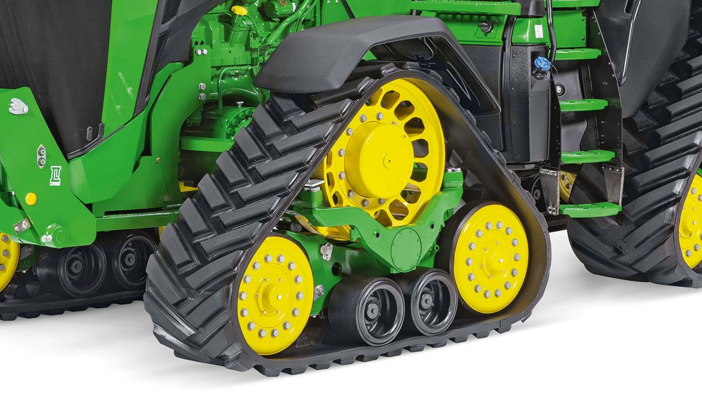 8R tractor