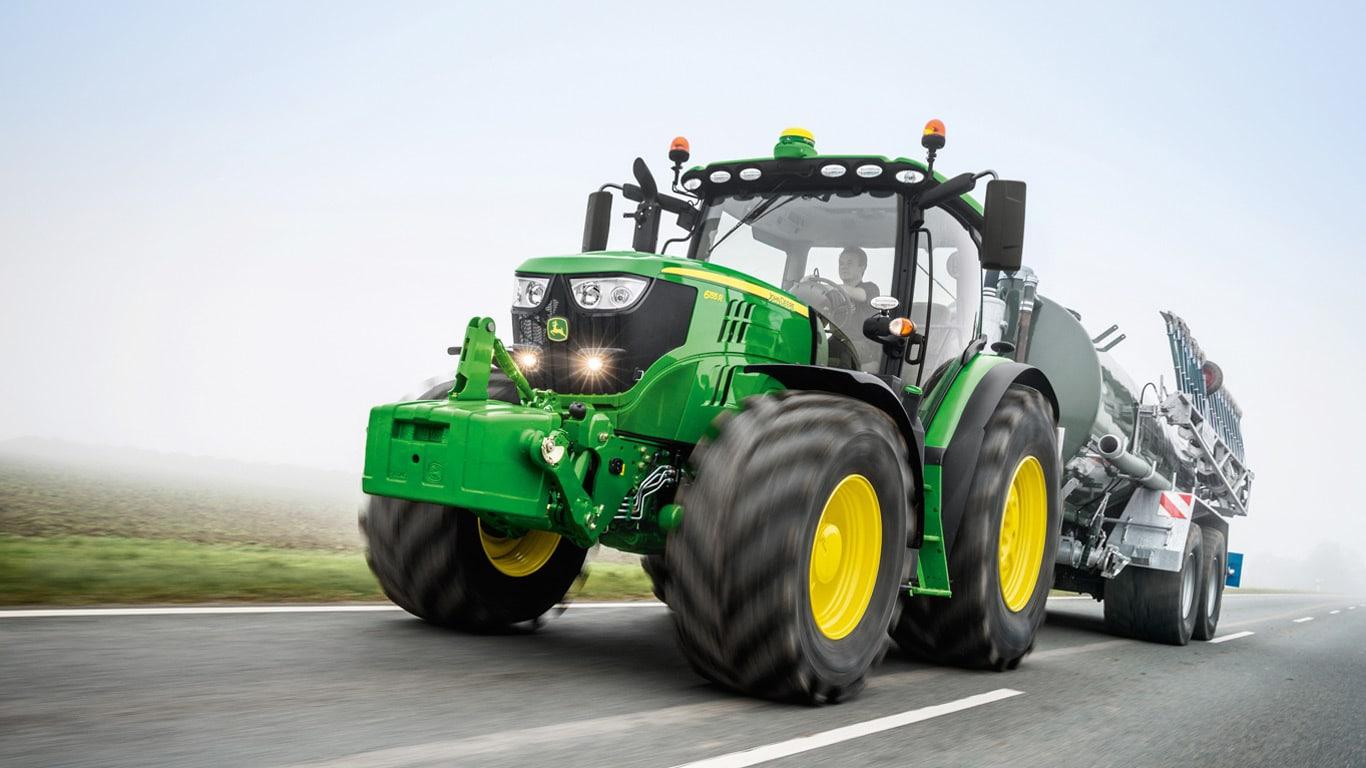Onderdelen en aanbouwdelen tractor