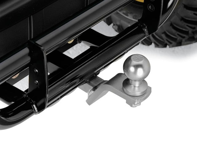 Ball Mount In