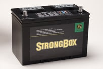 John Deere StrongBox Battery