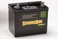 John Deere StrongBox MowPro Battery