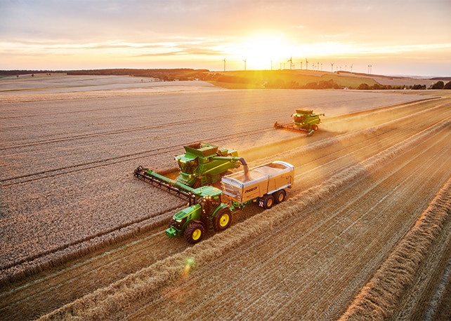 John Deere MachineSync